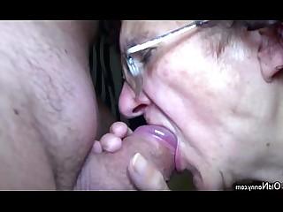Threesome Toys Friends Boyfriend Granny Licking Mammy Masturbation