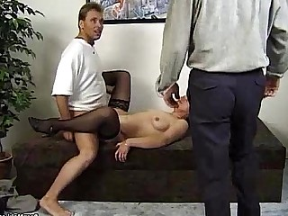 Facials Granny Hairy Mammy Mature Old and Young Pussy Teen