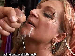 Cumshot Facials Friends Fuck Granny Hot Mammy Mature