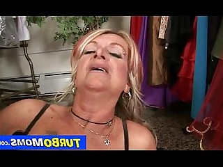 Sperm Old and Young MILF Mature Mammy Housewife Hot Horny