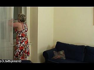 Gang Bang Granny Hot Mature Old and Young Pleasure Pussy Slender