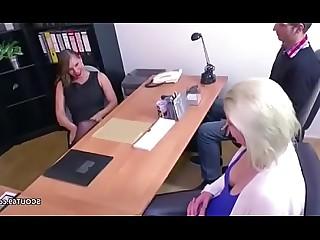 Amateur Blowjob Casting Couple Cumshot Hot Mammy Mature