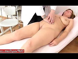 Close Up Dildo Toys Fetish Vagina Mature Fuck Wife
