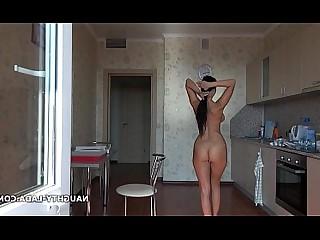 MILF Nude Public Really