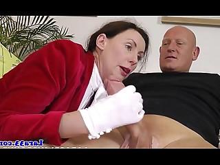 Babe Close Up Deepthroat Fetish Juicy Masturbation Mature MILF