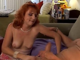 Orgasm MILF Mature Mammy Juicy Hot Housewife Facials