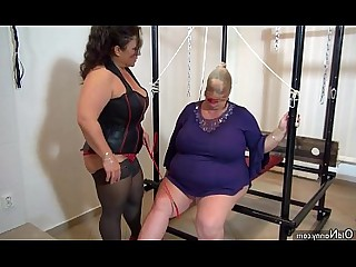 BBW Granny Horny Hot Mammy Masturbation Mature