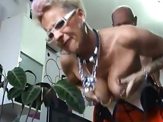 Granny Juicy Mature MILF Nasty Old and Young Teen