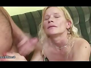 Seduced MILF Mature Mammy Hardcore Fuck Daddy
