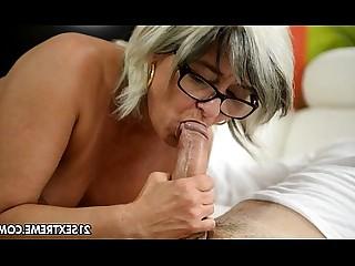Blonde Blowjob Big Cock Cougar Cumshot Fingering Granny Hardcore