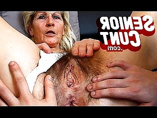 Mature Masturbation MILF Oil Old and Young Close Up Pleasure Cougar