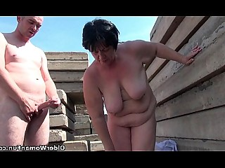 Cougar BBW Fatty Fuck Granny Hardcore HD Mammy