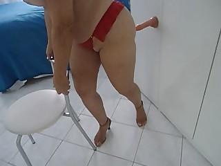 Dildo Mature Toys Wife