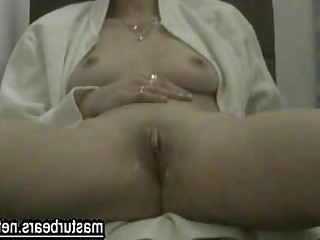 Solo Vagina Toys Pussy Wet Orgasm MILF Mature