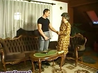 Granny Hairy Hardcore Mature Old and Young Teen