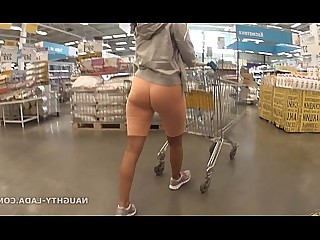 MILF Nude Public Rough