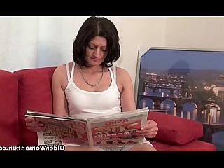 Mammy Blowjob Mature MILF Teen Cougar HD Cumshot