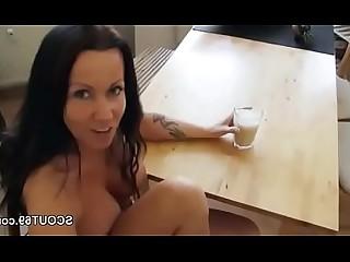 MILF Mammy Hardcore Fuck Daddy