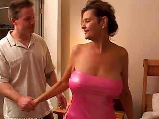MILF Old and Young Cumshot Teen Cougar Chick Mature Mammy