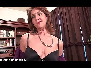 BDSM Cougar Granny HD Mammy Mature Nasty Stocking