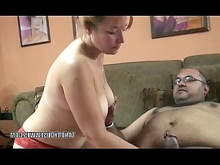 Hot Housewife Mammy Mature MILF Oral Really Wife