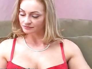 MILF Lesbian Jerking Hot Erotic Cumshot Blowjob Anal