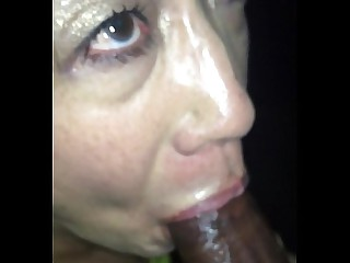 Black Big Cock Cum Cumshot Deepthroat Granny Sucking Mature