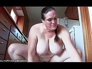Fatty BBW Masturbation Granny Mature Mammy Cougar Big Tits