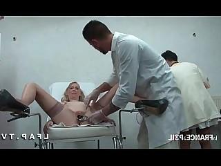 Cougar Dildo Hardcore MILF Oil Amateur Blonde Ass