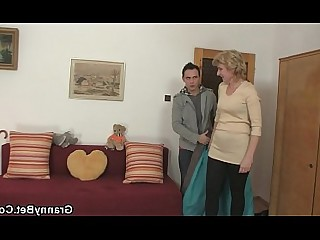 Pleasure Slender Old and Young Pussy Mature Teen Hot Granny