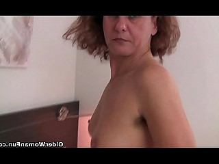Mammy Mature Pussy Lingerie HD Hairy Granny Full Movie