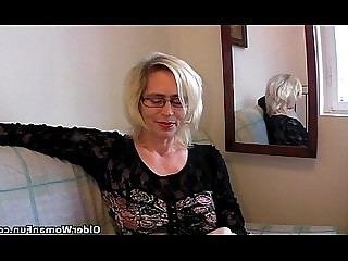 Stocking BDSM Fisting Cougar Granny Hairy HD Kitty