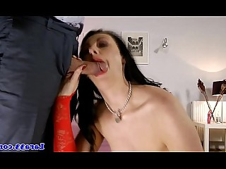 Anal Ass Blowjob Big Cock Creampie Doggy Style Fuck High Heels