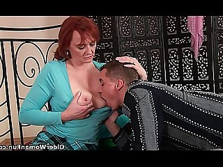 Granny HD Mammy Mature Cumshot Facials Fisting