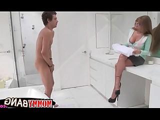 Bus Big Tits Boyfriend Threesome Teen Pornstar MILF Mature