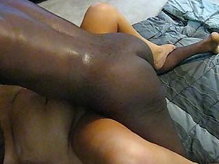 Big Cock Black Amateur Wife Pussy Orgasm Mature Interracial