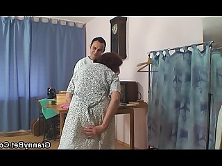 Teen Big Cock Cumshot Granny Hot Mature Old and Young Pleasure