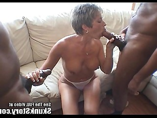 Story Party MILF Interracial Big Cock Huge Cock Black