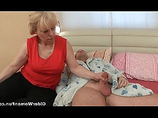 Teen Old and Young MILF Mature Mammy Granny Fatty Cumshot