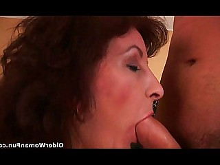 Hot Old and Young Teen MILF Mature Mammy Cumshot HD
