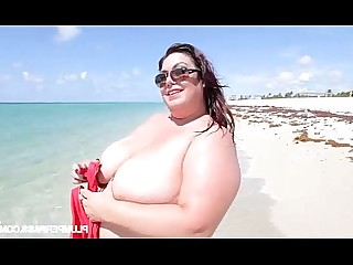Fuck Beach MILF Mature Fatty BBW