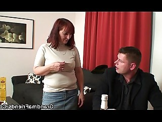 Granny Hardcore Housewife Mammy Mature Old and Young Really Striptease