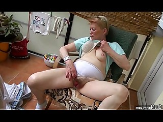 Fatty Granny Hairy Masturbation Mature Nasty Old and Young Pussy