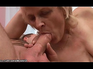 Cumshot Granny Mature MILF Old and Young Teen Mammy Hot