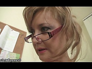 Office Old and Young Teen Whore Wife Cumshot Granny Housewife