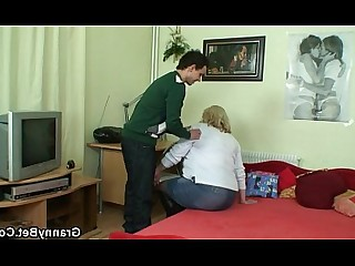 Housewife Mammy Mature Wife Old and Young Granny Teen