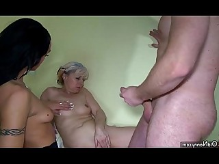 Fatty Hairy Nasty Mature Old and Young Pussy Strapon Teen