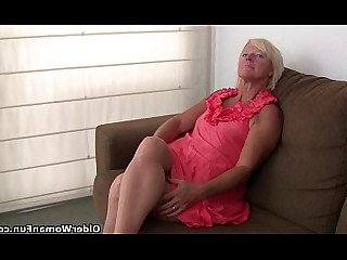 Granny Mammy Mature Masturbation Nylon Panties Stocking