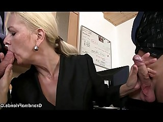 Granny Cumshot Mature Old and Young Really Mammy Housewife Wife