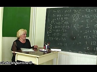Granny Fuck Classroom Wife Teen Teacher Schoolgirl Really